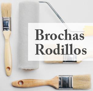 Brochas y Rodillos